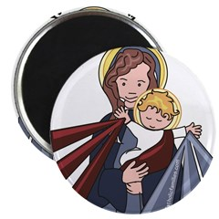 Mother of Mercy Magnets