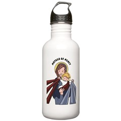 Mother of Mercy Water Bottle