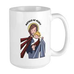 Mother of Mercy Mugs