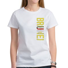 Brunei Stamp Women's T-Shirt
