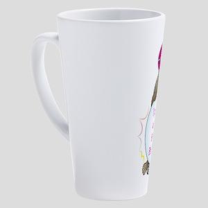 FORTUNE TELLER 17 oz Latte Mug