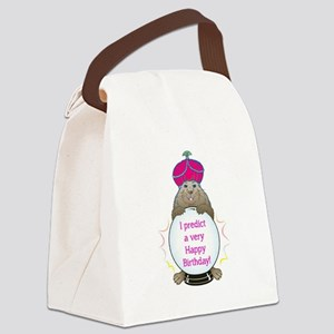 FORTUNE TELLER Canvas Lunch Bag