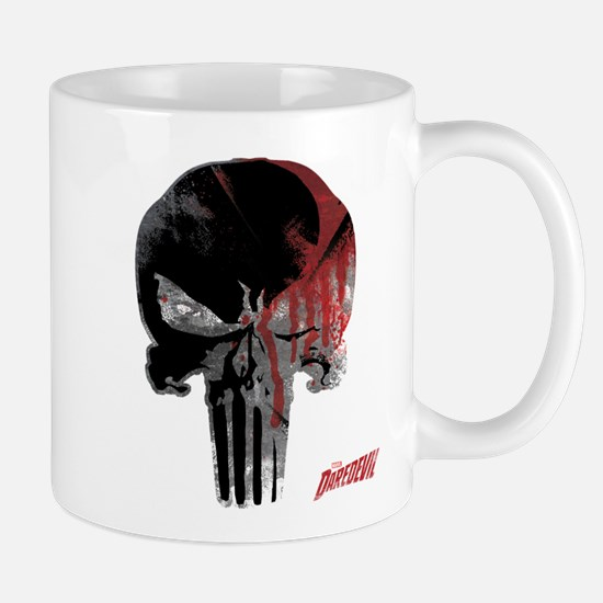 Punisher Skull Bloody Mug