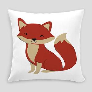 Fox Everyday Pillow