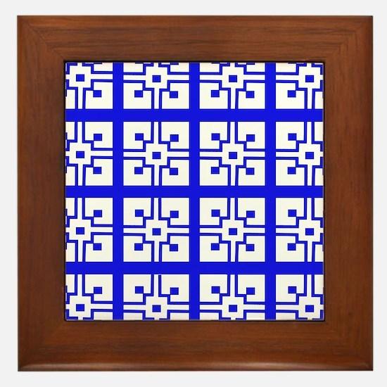 Mexican Tile Framed Tile