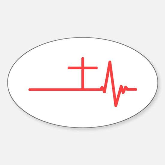 Jesus is Life Decal