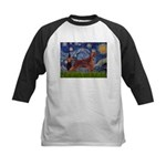 Starry / Irish S Kids Baseball Jersey