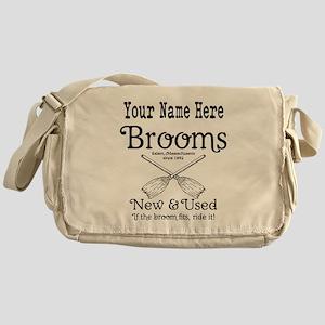 New & used Brooms Messenger Bag