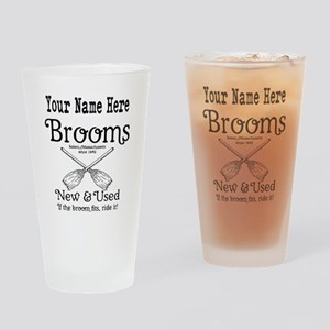 New & used Brooms Drinking Glass