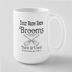 New & used Brooms Mugs