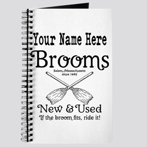 New & used Brooms Journal