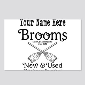 New & used Brooms Postcards (Package of 8)