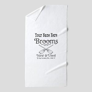 New & used Brooms Beach Towel