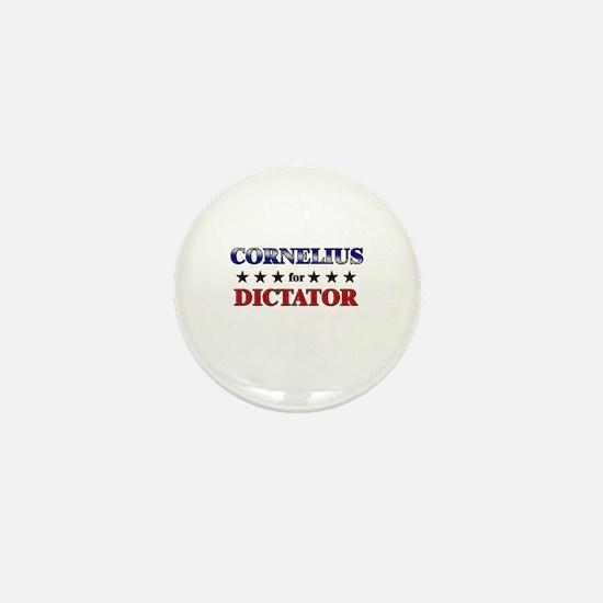 CORNELIUS for dictator Mini Button