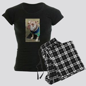 Olde English Bulldogge pajamas