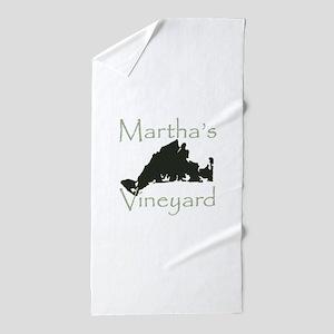 Martha's Vineyard Beach Towel