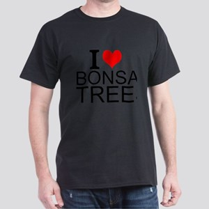 I Love Bonsai Trees T-Shirt