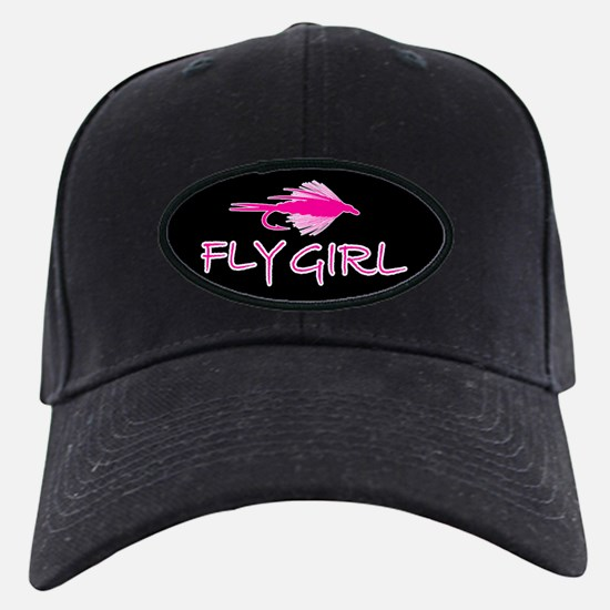 FLY GIRL(PINK) - BLACK HAT