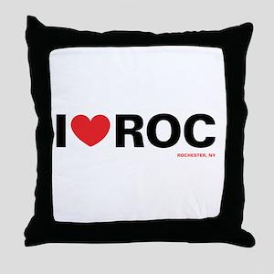 heartroc Throw Pillow