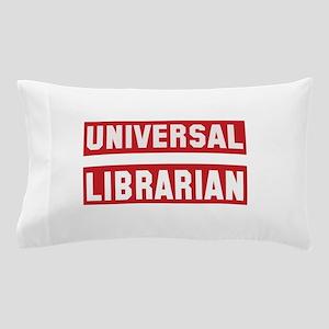 Universal Librarian Pillow Case