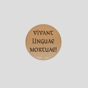 Long Live Dead Languages! Mini Button