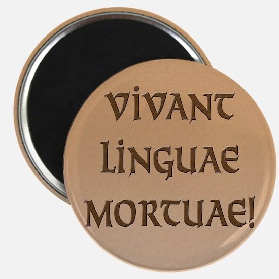 Long Live Dead Languages! Magnet