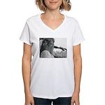 FocusGuitarCroped8x8.jpg T-Shirt