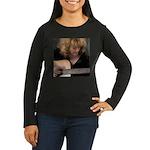 FocusGuitarCroped8x8.jpg Long Sleeve T-Shirt