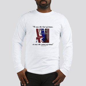 A Tale of Two Cities Long Sleeve T-Shirt