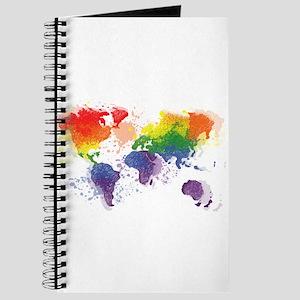 Pride Map Journal