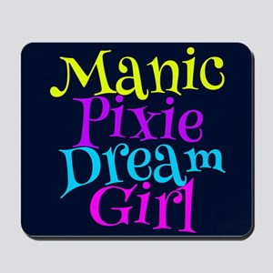 Manic Pixie DG Mousepad