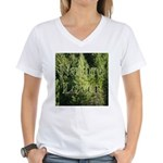 Nature Lover Women's V-Neck T-Shirt