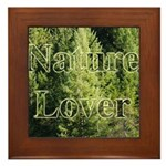 Nature Lover Framed Tile