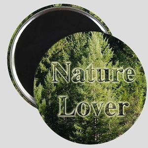 Nature Lover Magnet
