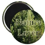 Nature Lover Magnet