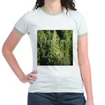 Nature Lover Jr. Ringer T-Shirt