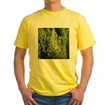 Nature Lover Yellow T-Shirt