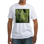 Nature Lover Fitted T-Shirt