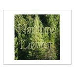 Nature Lover Small Poster