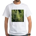 Nature Lover White T-Shirt