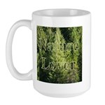 Nature Lover Large Mug