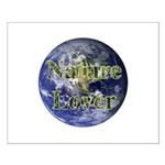 Nature Lover Earth Small Poster