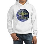 Nature Lover Earth Hooded Sweatshirt