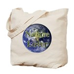 Nature Lover Earth Tote Bag