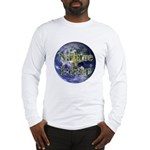 Nature Lover Earth Long Sleeve T-Shirt