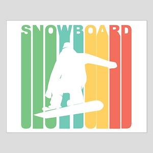 Retro Snowboard Posters