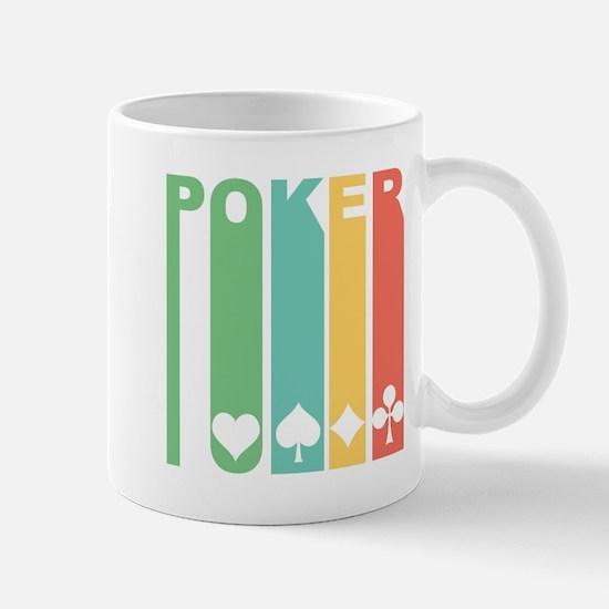 Retro Poker Mugs