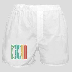 Retro Coinshooter Boxer Shorts