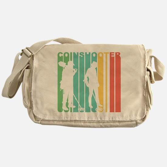 Retro Coinshooter Messenger Bag