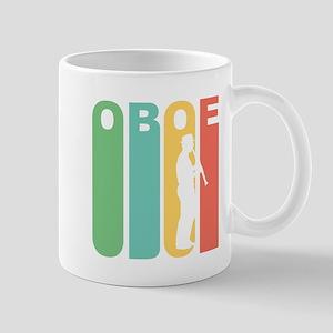 Retro Oboe Mugs